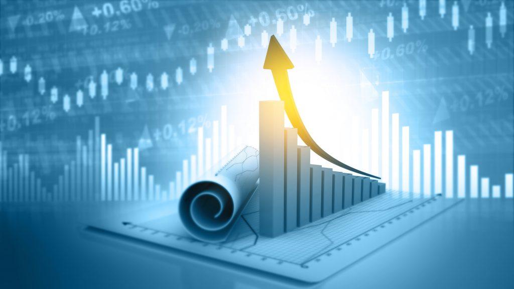 Titoli azionari in crescita e ciclo economico